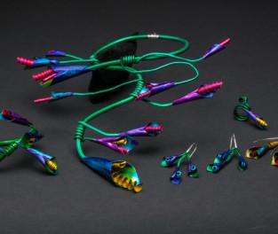 Delirium Set. Costumized Jewelry.